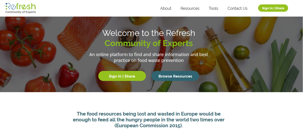 Happy 1st birthday to the REFRESH Community of Experts! Now