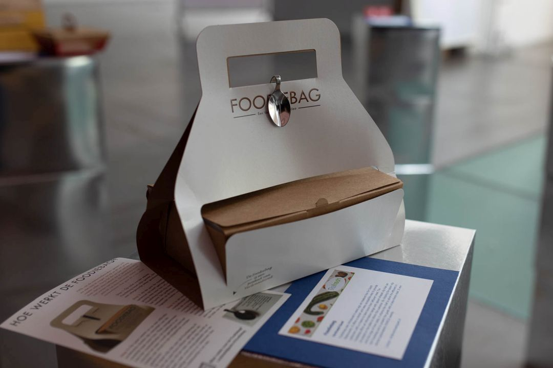Foodiebag – REFRESH Doggy Bag Design Contest