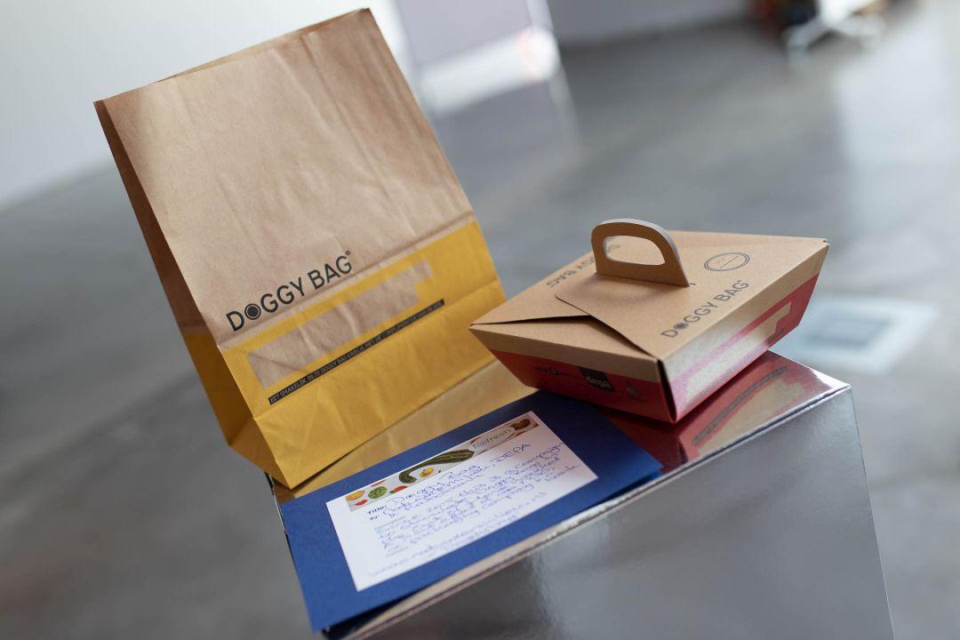 Doggy bag – REFRESH Doggy Bag Design Contest