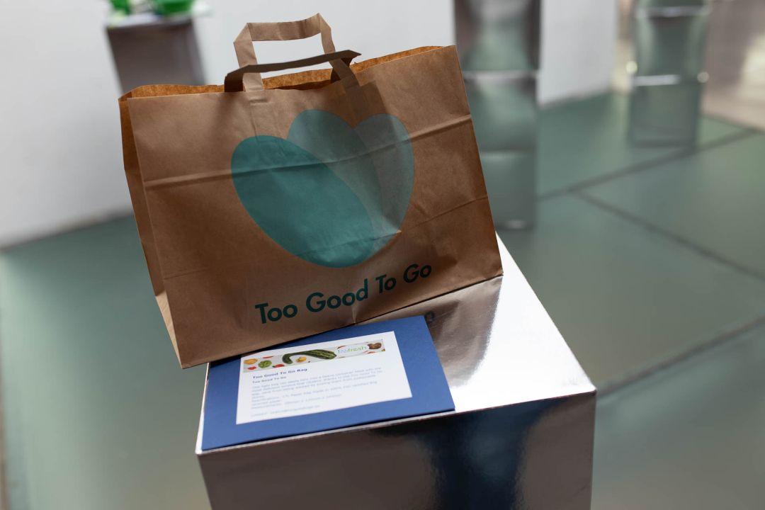 To good to go – REFRESH Doggy Bag Design Contest